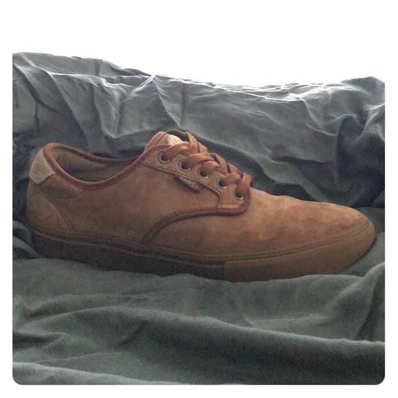 cb313ec963 VANS Chima Ferguson Pro Skate 9.5 Brown Gum Shoes.  M 5a959d10fcdc31dc0b8ced14